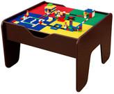 Kid Kraft Activity 2-in-1 Kids Square Lego/Train Table
