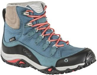 Kathmandu OBOZ Womens Juniper Mid B-DRY Hiking Boots