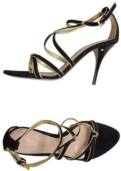 Sebastian High-heeled sandals