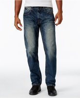 Sean John Men's Bedford Relaxed-fit Flap-Pocket Jeans, Only at Macy's