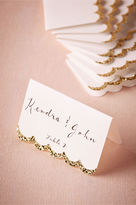 BHLDN Glitter-Dipped Place Cards (10)