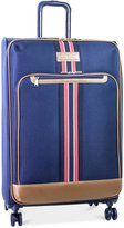"""Tommy Hilfiger Freeport 28"""" Expandable Spinner Suitcase"""