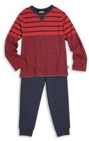 Splendid Toddler's & Little Boy's 2-Piece Tee & Sweatpants