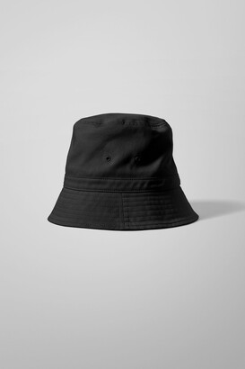 Weekday Attitude Bucket Hat - Black