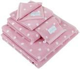 Cath Kidston Pink Spot Jacquard Towel - Bath Sheet