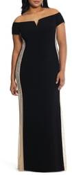 afea67ef Xscape Beaded Dress - ShopStyle