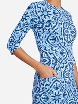 J.Mclaughlin Catalyst Dress in Elba Paisley