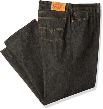 Levi's Men's Big and Tall 501 Original Shrink-to-Fit Jean
