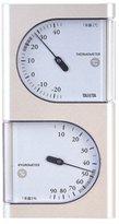 Tanita thermo-hygromètre Blanc nacré-TT-PR 518