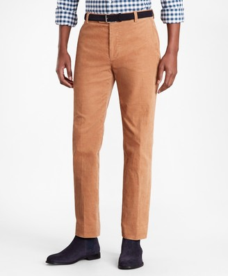 Brooks Brothers Milano Fit Fine Wale Stretch Corduroys