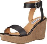 Steve Madden Women's Stryke Wedge Sandal