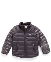 Armani Junior Boy's Down Puffer Jacket