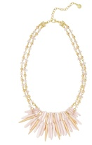 BaubleBar Valentina Statement Necklace