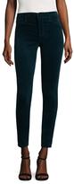 J Brand Cotton Velvet Super Skinny Jeans