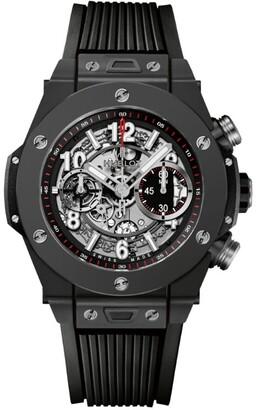 Hublot Big Bang Unico 45mm Black Magic Watch