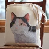 Bird Smartie Cat Handy Bag