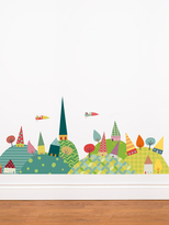 Journey in the Countryside Wall Decals