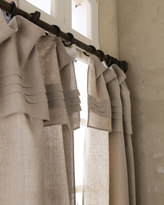 """Pine Cone Hill 84""""L Pleated-Top Curtain"""
