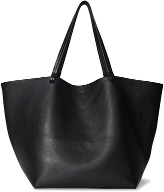 The Row Extra Large Park Leather Tote