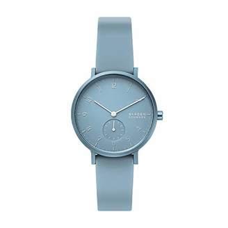 Skagen Men's Annelie Quartz Silicone Watch