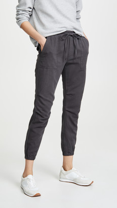 Monrow Patch Pocket Sweatpants