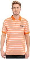 U.S. Polo Assn. Embellished Pencil Stripe Polo Shirt