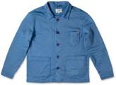 Blue Bolt Chore Jacket
