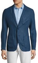 Toscano Ramie Twill Sportcoat