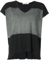 Rag & Bone V-neck loose-fit T-shirt - women - Cotton - S