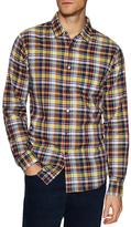 Relwen Airtex Madras Woven Sportshirt