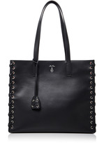 Mark Cross Laced Fitzgerald Tote