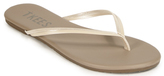 TKEES Duos - Leather Thong Sandal