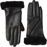 UGG Women's Classic Leather Smart Glove gloves-and-mittens