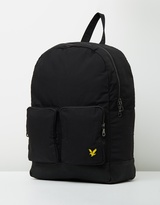 Lyle & Scott 2-Pocket Rucksack