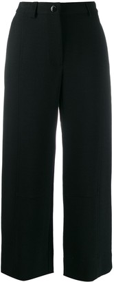 See by Chloe Tab Hem Trousers