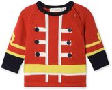 Stella McCartney circus red snoops jumper