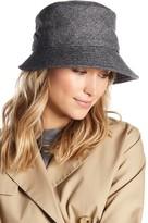 Eric Javits Tweed Pull On Wool Blend Hat