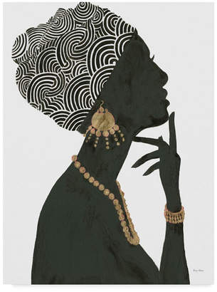 "Emily Adams Graceful Majesty I Canvas Art - 20"" x 25"""