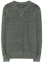 Isabel Marant Wal Metallic-knit Sweater