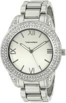 Vernier Women's VNR11165SS Analog Display Japanese Quartz Watch
