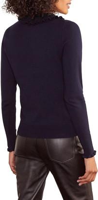Boden Blakenham Frill Sweater