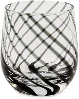 Impulse Impulse!® Marbella Rocks Old Fashioned Glasses in Black (Set of 6)