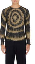 Marni MEN'S TIE-DYED MOHAIR-BLEND SWEATER