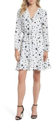 Fraiche by J Tie Front Dress