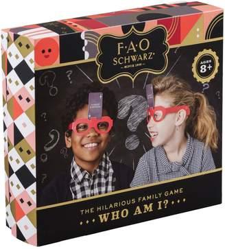 Fao Schwarz Who Am I 155-Piece Card Game Set
