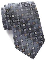 Kenneth Cole Reaction Dot and Dot Silk Tie