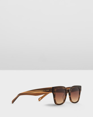 Carolina Lemke Berlin - Women's Brown Square - Lois - CL7712 - Size One Size at The Iconic