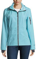 Free Country Water Resistant Lightweight Softshell Jacket-Tall