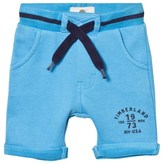 Timberland Pacific Blue Branded Sweat Shorts