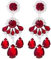 sweet deluxe BURGAS Earrings silvercoloured/rose